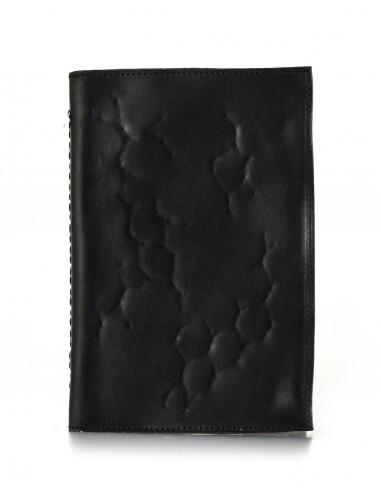 DANIELE BASTA | big leather wallet - ABORA MOLECOLA