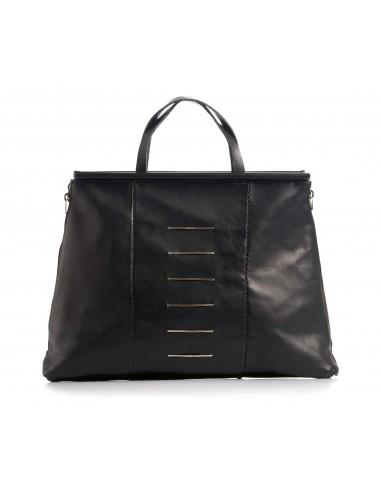 DANIELE BASTA | leather bag - FEBE GR
