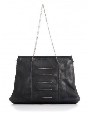 DANIELE BASTA | leather bag - FEBE PICCOLA GR