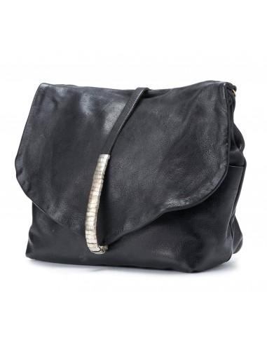 DANIELE BASTA | leather bag - FLORA FASCE