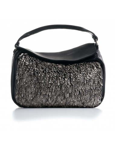 DANIELE BASTA | leather bag - BABA MIGNON FOGLIE
