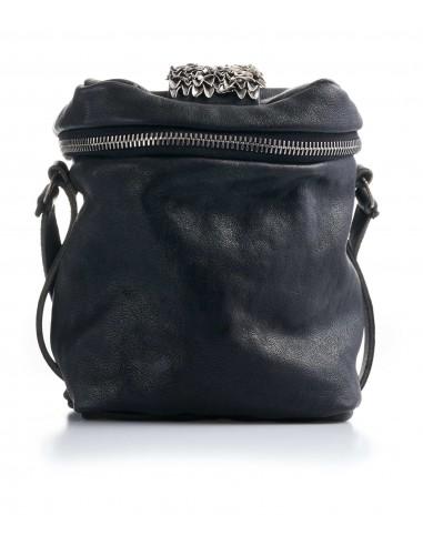 DANIELE BASTA   leather bag - IMA FOGLIE